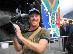About Video SSC - Video Camera Operator