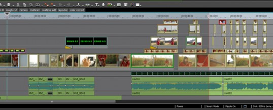 The Future of Non-Linear-Editing (NLE)